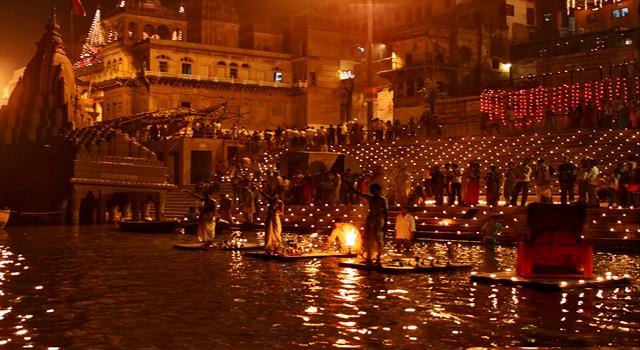 Varanasi Diwali