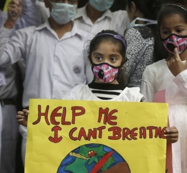 Plea for protection against pollution