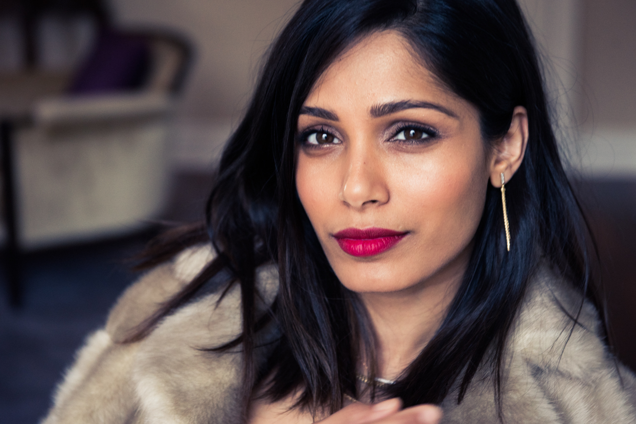 Watch Freida Pinto video