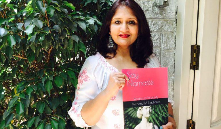 Say Namaste With Kalpana M Naghnoor
