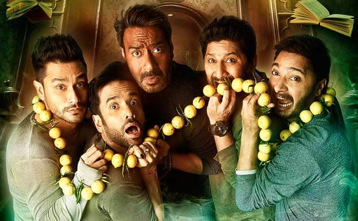 Golmaal Again Earns $31.2 Million In 1st Week – The Highest For Any Bollywood Movie In 2017