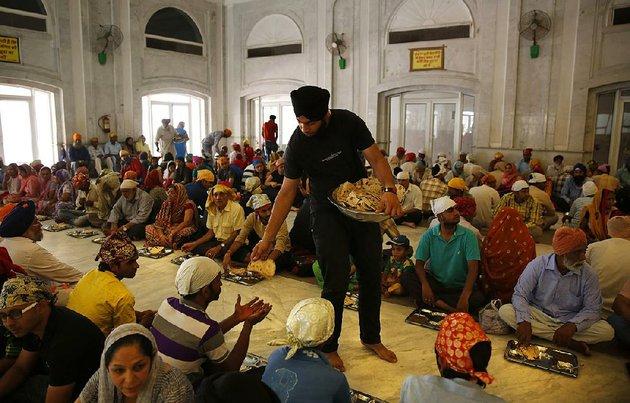 Langar Sikh