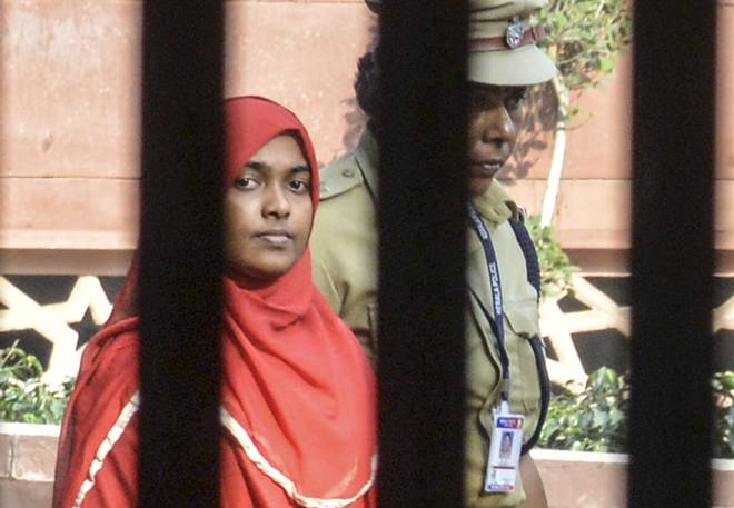 Hadiya case india