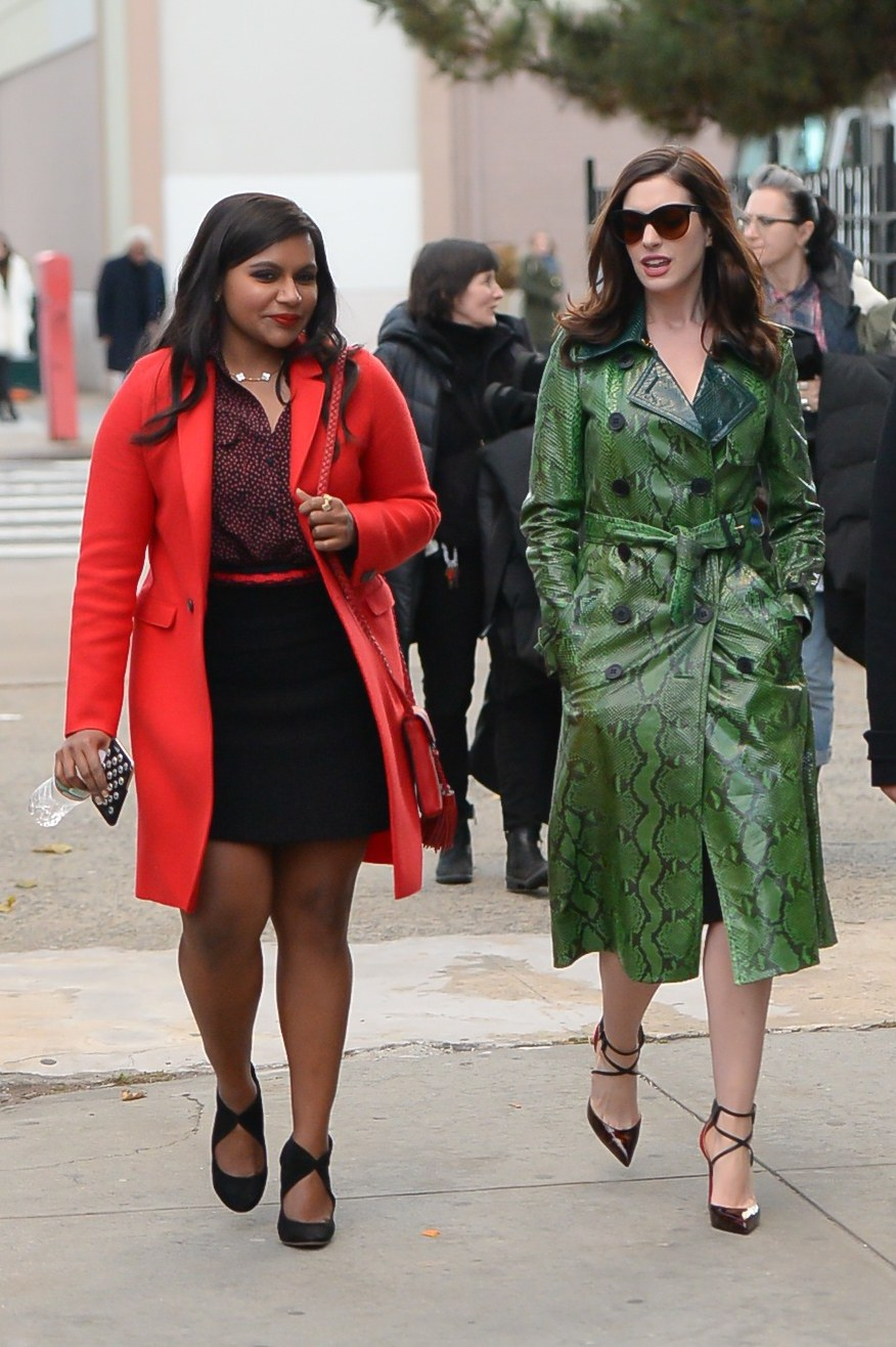 Mindy Kaling Brings Her A Game With Ocean S 8 Dissdash
