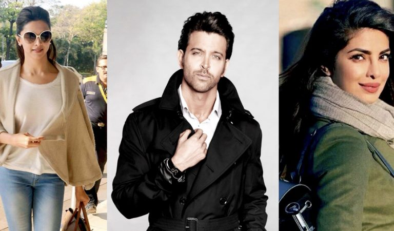 Top 10 Rocking Winter Looks From Bollywood