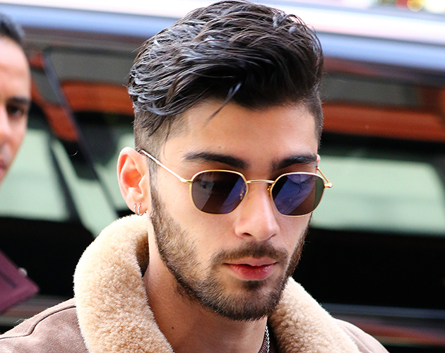 Zayn Malik out and about, New York, USA - 13 Dec 2016