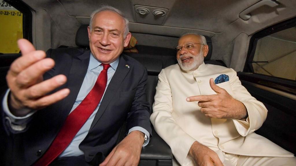 India Israel Friends