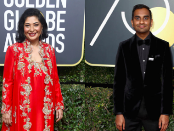 South Asians at Golden Globes