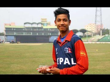 Nepal Sandeep Lamichhane