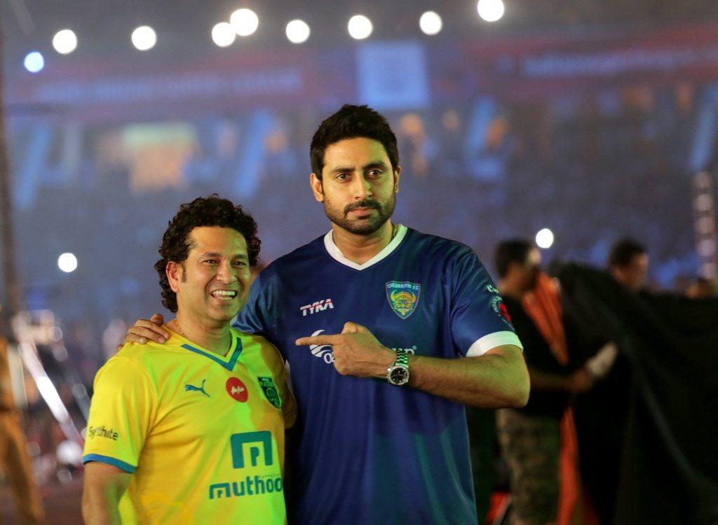 Abhishek & Sachin