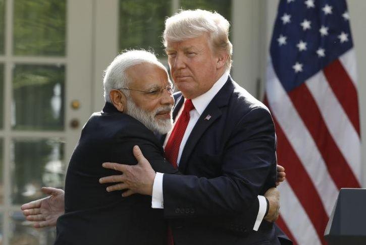 Trump & Modi