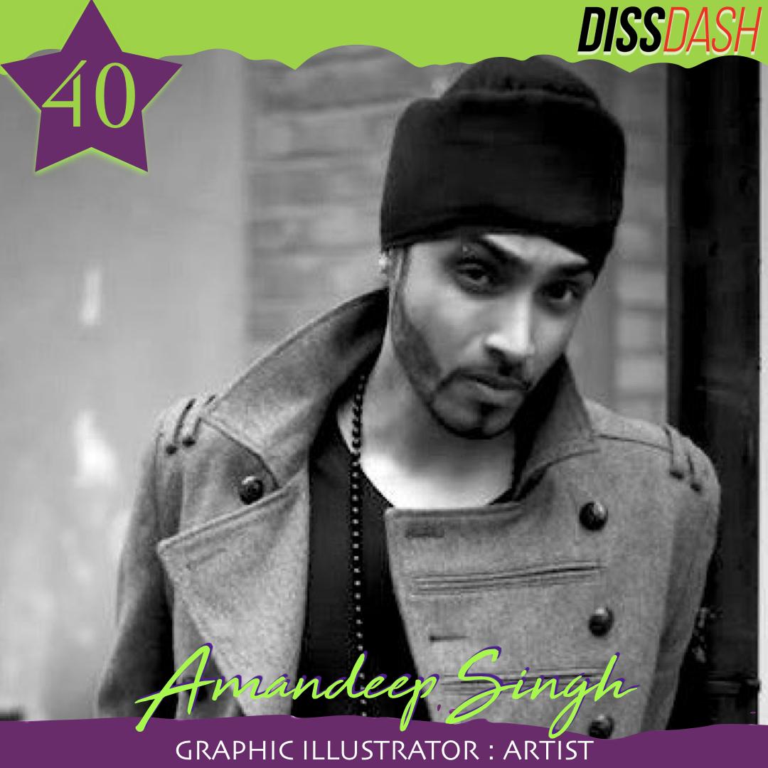 Amandeep Singh Inkquisitive