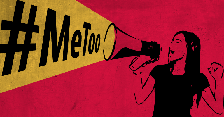 #MeToo Movement Slams Indian Shores