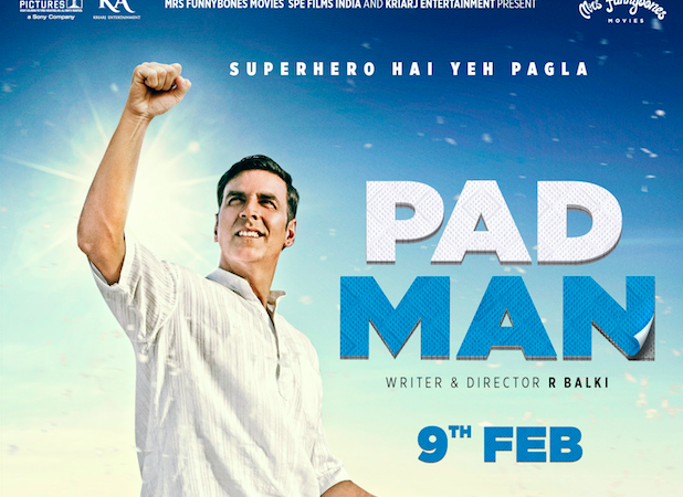 Tickets On Sale Now In North America For Akshay Kumar's PAD MAN!