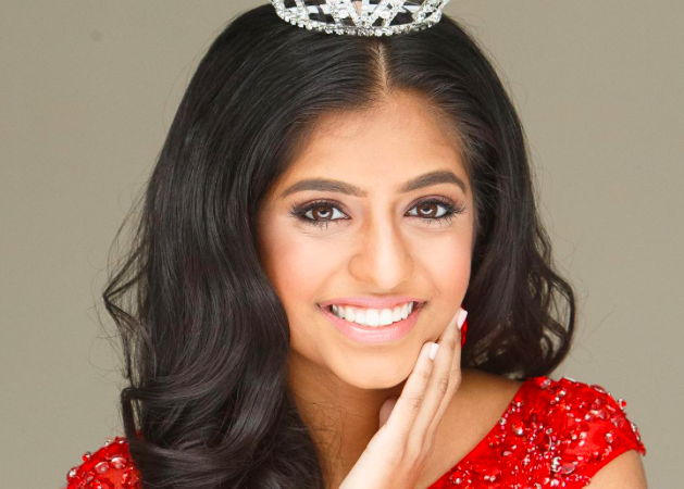 Desi Teen Cayla Kumar Competes For Miss New York's Outstanding Teen