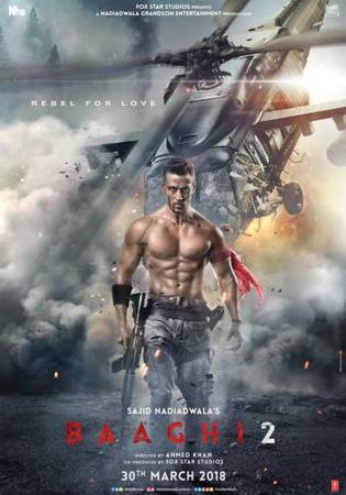 BAAGHI 2 To Hit North American Screens On March 30th