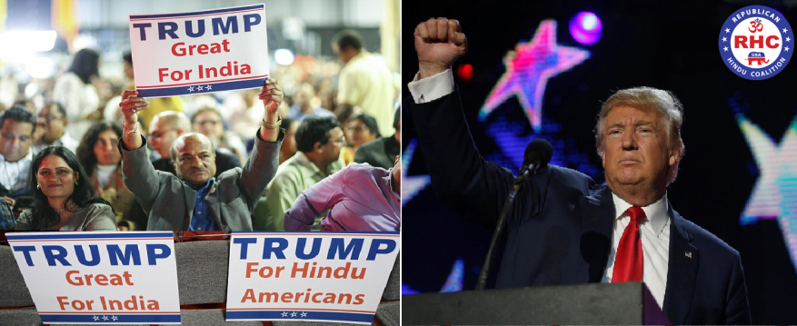Hindus For Trump
