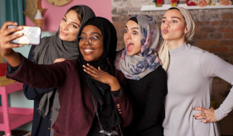 Macy's To Go Hijabi Post Valentine's Day!