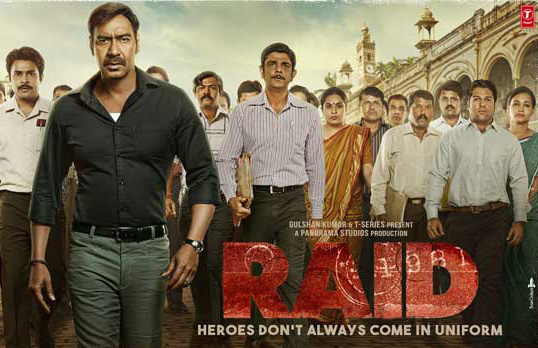 Ajay Devgan Sizzles With His Performance In RAID