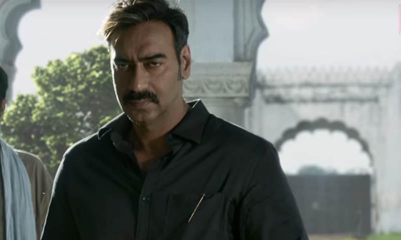 RAID Ajay Devgan
