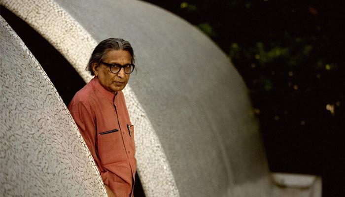 Balkrishna Doshi - Pritzker Prize 2018