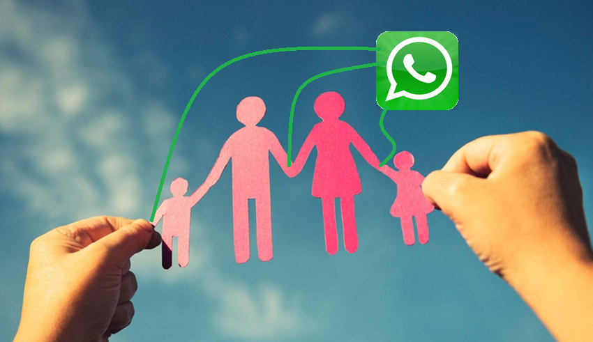 WhatsApp Connecting Lives