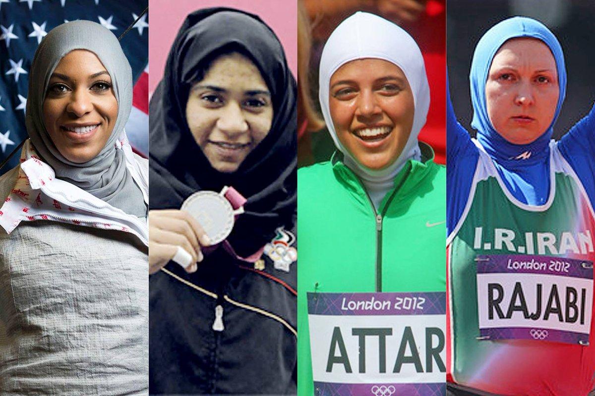 Hijabi Athelets
