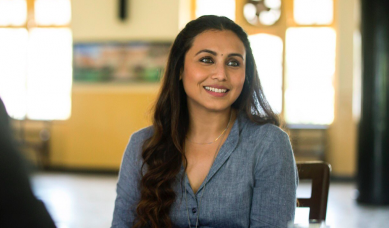 'Hichki' To Inspire People With Tourette's Syndrome Manage Life One Hiccup At A Time