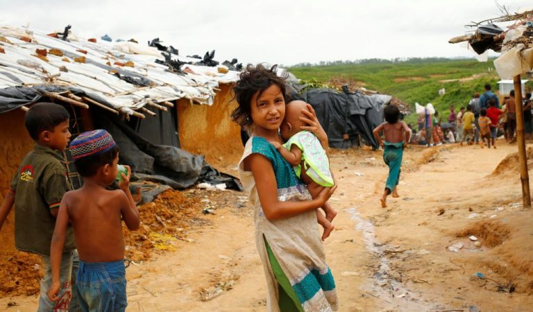 100,000 Plus Rohingya Refugees At Risk With Upcoming Monsoon