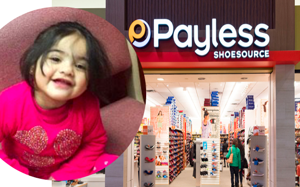 Payless Store Mirror Kills 2-Year-Old Ifrah Siddique