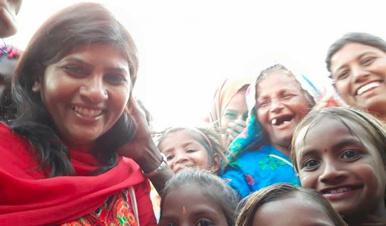 Meet Krishna Kumari – The First Ever Hindu Female Senator In Pakistan