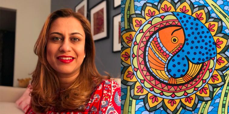 Archa Malhotra – Bringing Indian Folk Art To Life