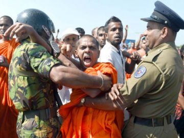 Buddhists Sri Lanka Emergency