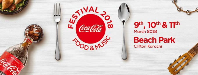 Karachi Coke Fest 2018 - A Feast For The Senses