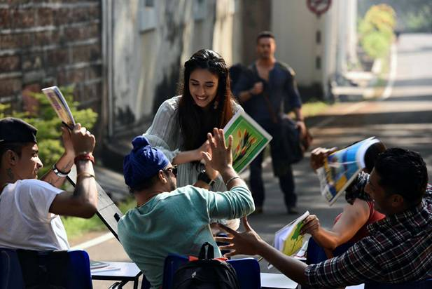BAAGHI 2 Takes A Journey Down Memory Lane With Lo Safar