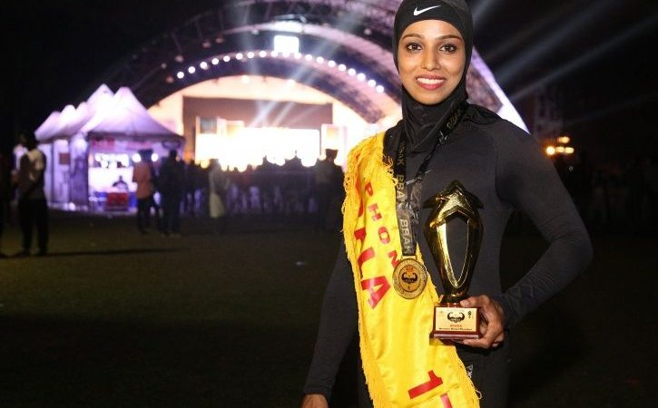 Majiziya Bhanu – This Indian Hijabi Powerlifter Is Every Girl's Hero
