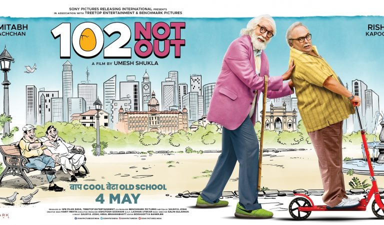 102 NOT OUT – Old School Is Back