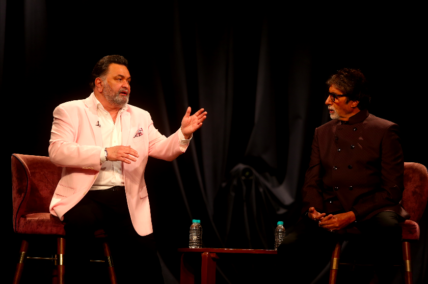 102 Not Out Amitabh Bachchan and Rishi Kapoor