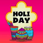 holi day