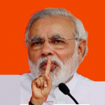 Narendra Modi Silence