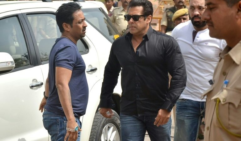 Tiger Gets Bucked?? Salman Khan Arrested