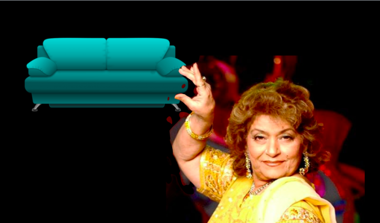 Saroj Khan's Justification Of Casting Couch In Bollywood Makes Us *FacePalm*