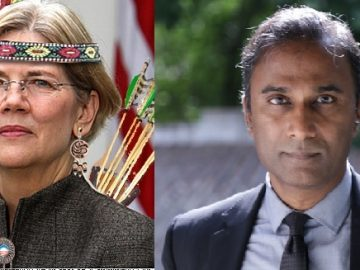 battle of fake indian & Real Indian