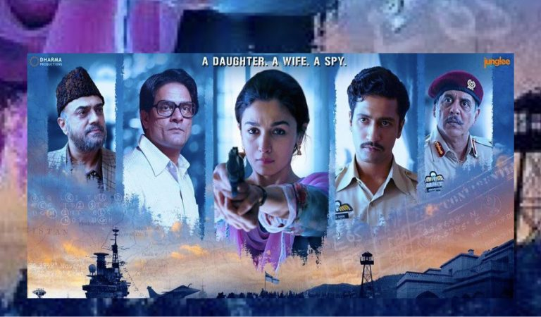 Alia Bhatt Owns Meghana Gulzar's Raazi – Movie Review
