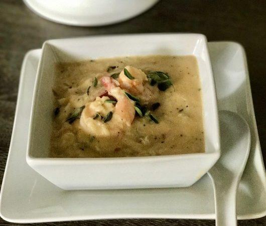 Coz' Shiela Swears By This Chupe De Camerones (Peruvian Shrimp Chowder)
