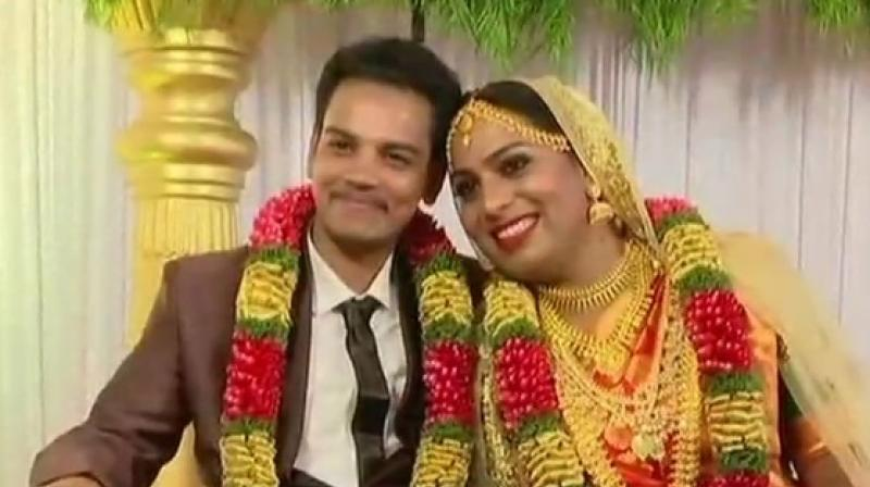 Kerala Transgender Marriage