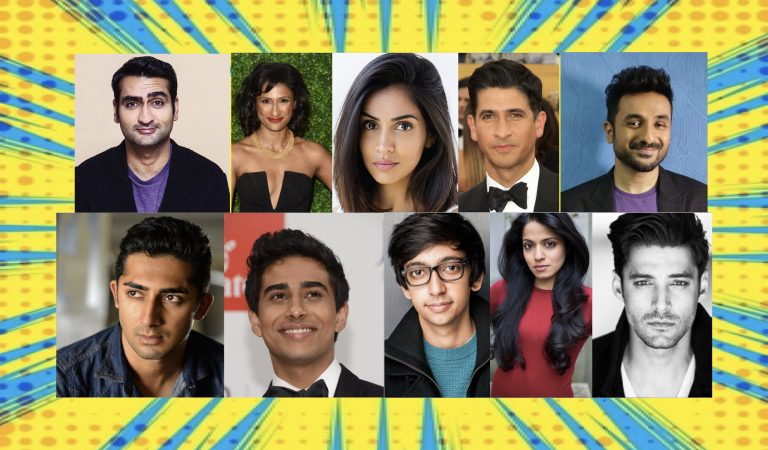 South Asian Actors Raising The Bar Of American Television