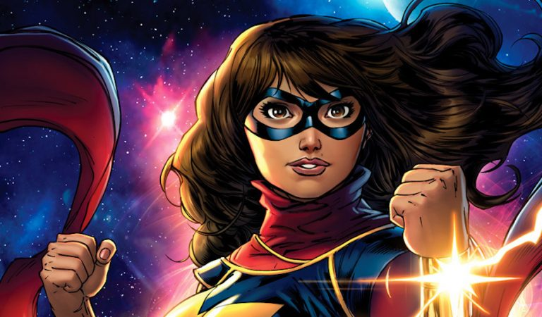 Marvel Studios Is Talking About It's First Ever Pakistani Muslim Superhero – Ms. Marvel