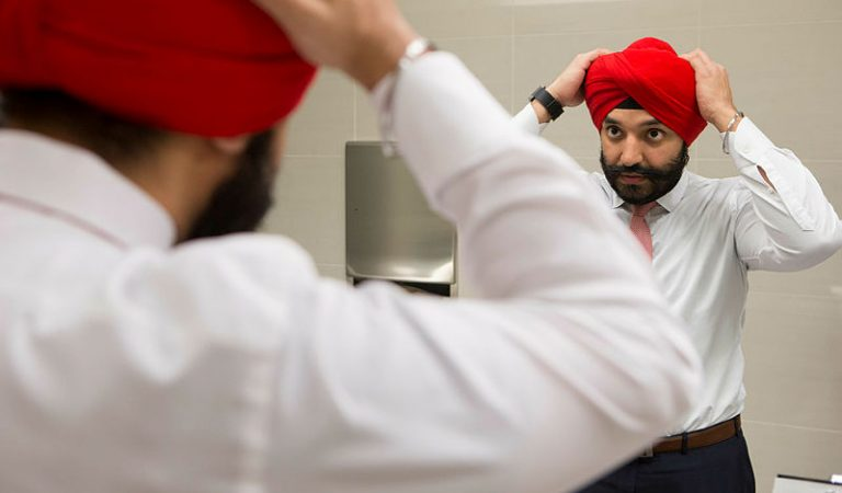 Navdeep Bains Latest Example Of Prejudice Against The Turban In America