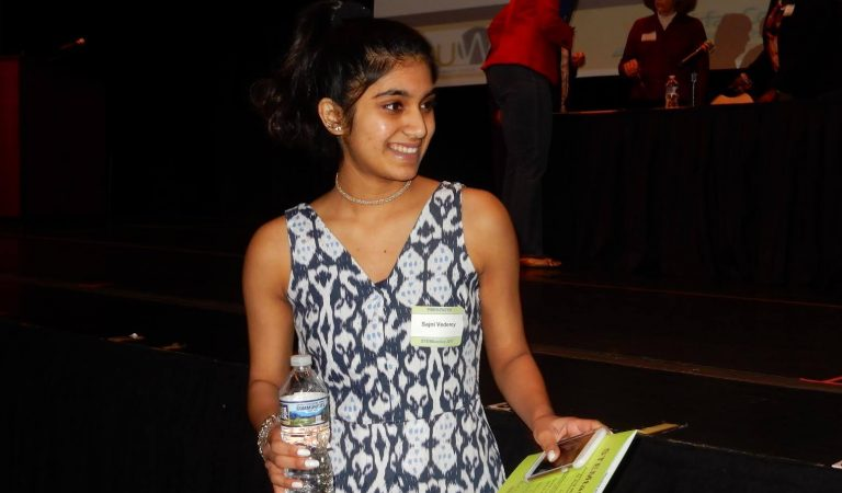 Sajni Vederey – 16-Year-Old Taking STEM To Girls In Rural India